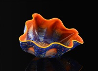 blown by dale chihuly