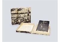 lithograph catalogue raisonne by bernard buffet