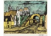 le mans tunnel by bernard buffet
