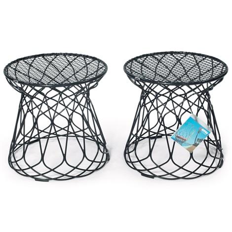 re-troube stools (pair) by patricia urquiola