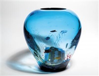 un vaso acquario by elio raffaeli