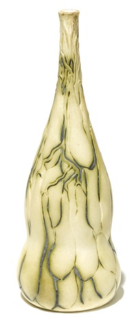 squash vase by tiffany studios