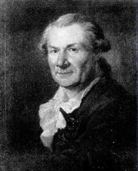 Johann <b>Georg Josef</b> Edlinger zugeschrieben - johann-georg-josef-edlinger-brustbild-eines-herrn