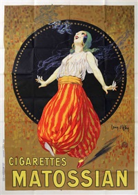 cigarettes mattossian by jean d' ylen