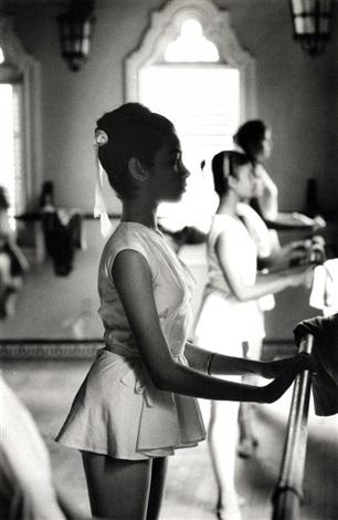 cuban ballerina by rené burri