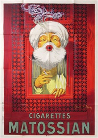 cigarettes matossian by jean d' ylen