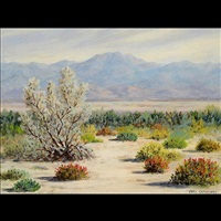 desert in bloom by carl sammons