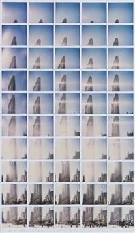 new york flat... n° 6 (in 50 parts) by maurizio galimberti