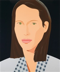 christy by alex katz