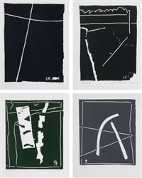 compositions (4 works) by raoul de keyser