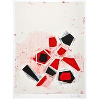 untitled (2 works) by joel shapiro