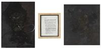 white dada luther triptychon by thomas zipp
