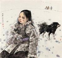 荒原的思恋 by ai xuan
