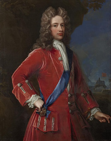 john 2nd duke of argyll and duke of greenwich by william aikman