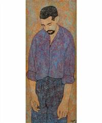 herrenporträt by louay kayyali
