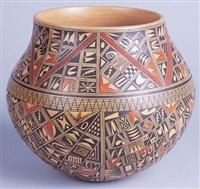 shard pot by rondina huma