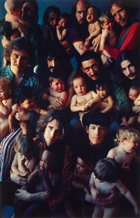 frank zappa and the mother's of invention by art kane
