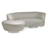 cloud sofa by vladimir kagan