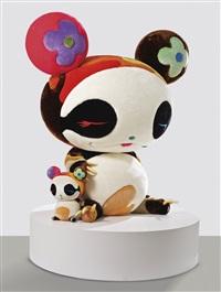 panda geant by takashi murakami