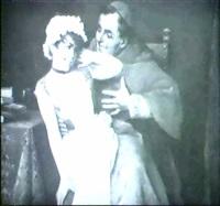 cardinal and the servant girl by rodolfo agresti