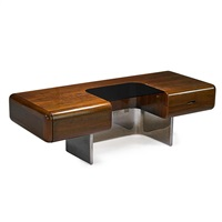 executive desk by m.f. harty