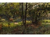 landschaft by nikolai alexandrovich klodt