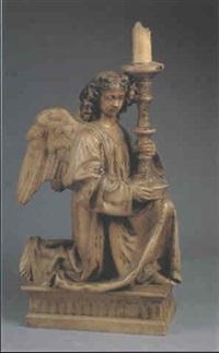 engel als akolythentrager by niccolo dell' arco