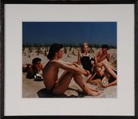 nassau beach, ny, italian vogue by steven meisel