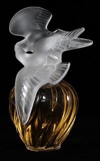 l'air du temps perfume factice by rené lalique