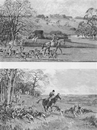 the branham moor hunt by joseph appleyard