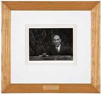 ''eldridge t. spencer by ansel adams