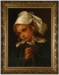 the novice by alexandre antigna