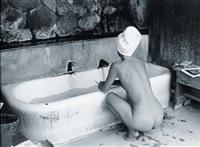fotografien (portfolio of 12, some lrgr) by ellen auerbach