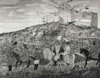 l'armee fete l'anniversaire de christophe by sénèque obin