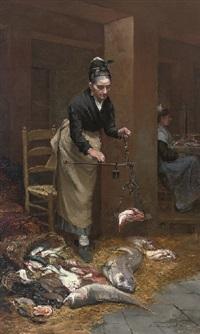 the fishmonger's wife by alexandra d' alheim-pushkina