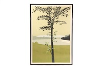 swamp maple i by alex katz