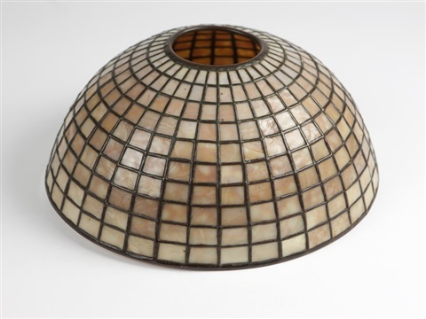 lamp shade 1411 by tiffany studios