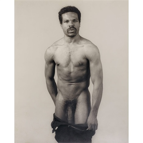 jimmy freeman by robert mapplethorpe