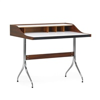 swag leg desk by george nelson