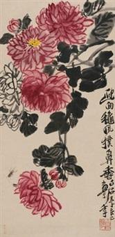 秋色秋声 by qi liangsi