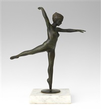ballerina by joseph (joe) brown