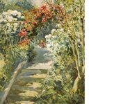 rose arbor by charles walter simpson