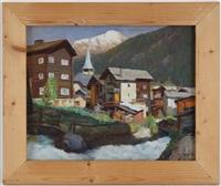 zermatt et la viège by angelo abrate