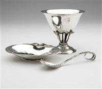 articles (3 works) by georg jensen (co.)