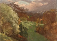 the vale of health, hamstead by maurice field