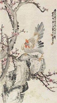 雄鸡 by ma yiqun