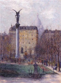 square d'anvers by rudolf quittner