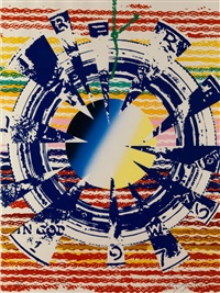 miles by james rosenquist