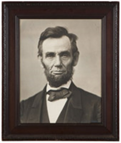 abraham lincoln by moses p rice