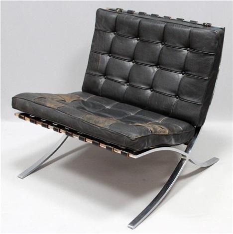 Mr 90 Barcelona Chair Von Ludwig Mies Van Der Rohe Auf Artnet